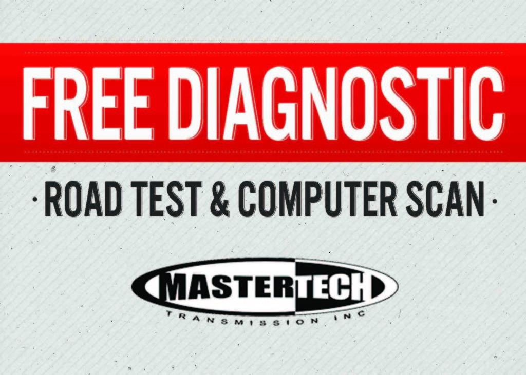 Graphic of Free Diagnostic service offer