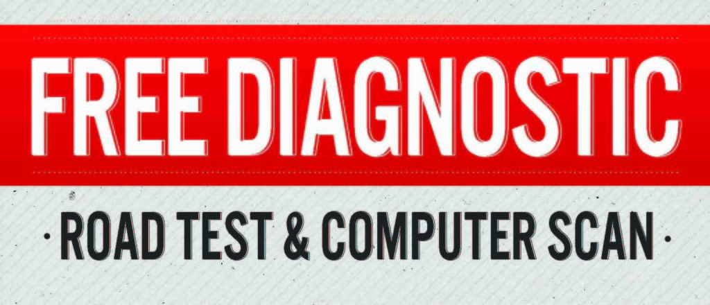 FREE DIAGNOSTIC discount